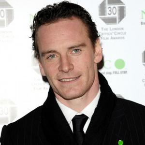 Michael Fassbender Takes A Break