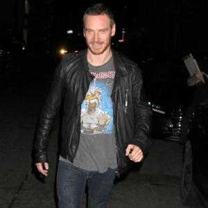 Michael Fassbender: 'Mcqueen Is Frightening'
