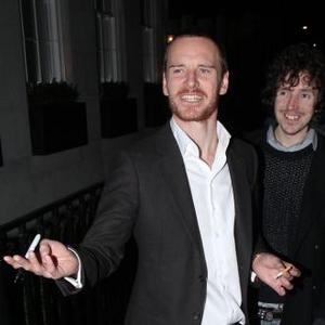 Michael Fassbender 'Seduced' By Cash