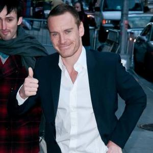 Michael Fassbender Surprised By Nude Excitement