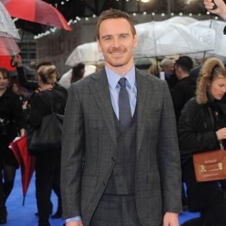 Michael Fassbender loves karaoke