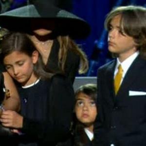 Michael Jackson's Kids 'Coping Well'