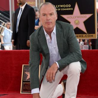 Michael Keaton gets walk of Fame star