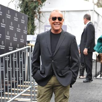 Michael Kors opens up about unusual male bodysuit garment