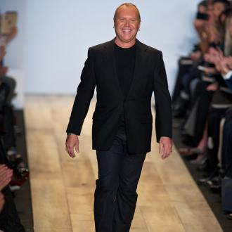 Michael Kors Receives Fashion Artistry Award