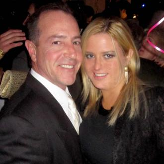 Michael Lohan's fiancée rushed to hospital