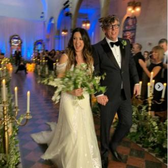 Michelle Branch gets married
