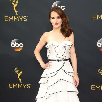 Michelle Dockery Gets Jail Mail