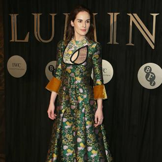 Michelle Dockery enjoys taking risks on the red carpet