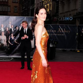 Michelle Dockery's emotional return
