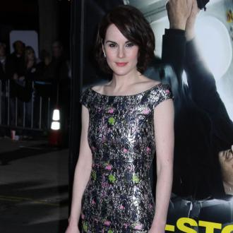 Michelle Dockery was star-struck when she met P. Diddy