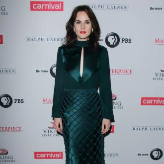 Michelle Dockery 'didn't have a clue' about fashion