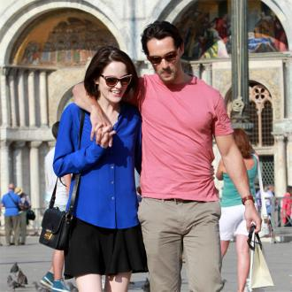 Michelle Dockery Considers Herself A Widow After Fiance's Death