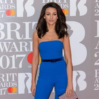 Michelle Keegan likes to keep outfits 'simple'