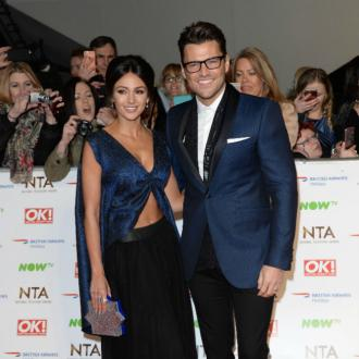 Michelle Keegan's New Year Holiday