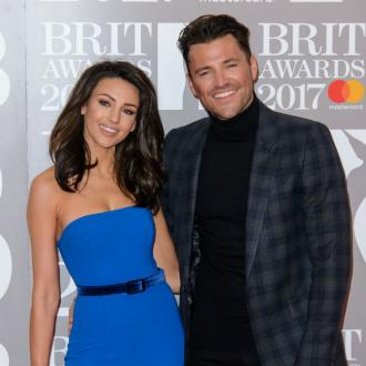 Mark Wright and Michelle Keegan took Oscars napkins