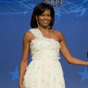 Michelle Obama's Vintage Dress