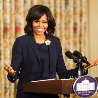 Michelle Obama discusses 'cute' husband