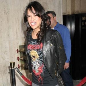 Michelle Rodriguez Loves 'Geek Fanbase'