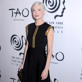 Michelle Williams won't watch her own work