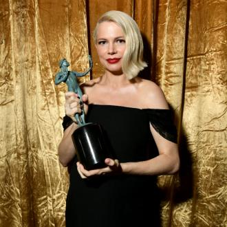 Michelle Williams and Sam Rockwell score SAG wins
