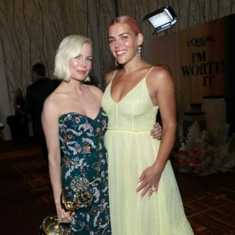 Michelle Williams had to get TV working for daughter to watch Emmys