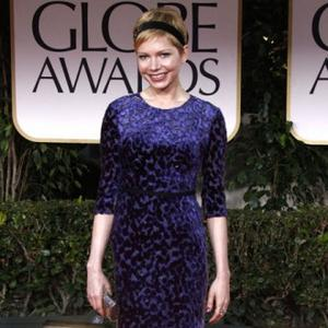 The Artist And Michelle Williams Triumphs At Golden Globes
