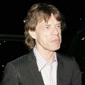 Mick Jagger Having Fun With New Rolling Stones Material