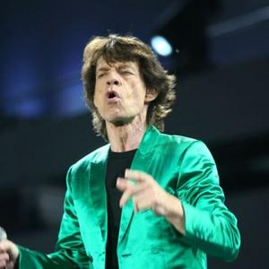 Mick Jagger Dances To Keep Fit