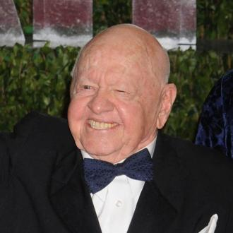 Mickey Rooney's Estate To Auction Two Of His Best Actor Gongs