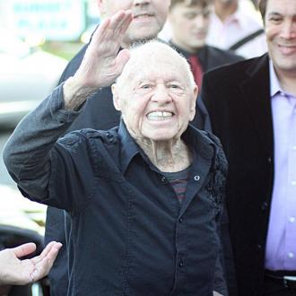 Mickey Rooney Leaves Entire Estate To Stepson