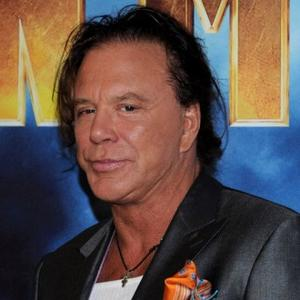 Mickey Rourke Humbled By Time Out