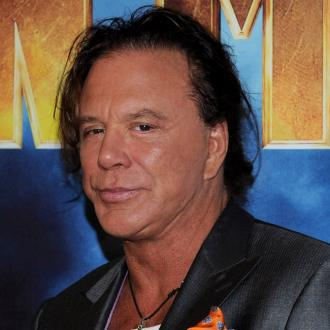 Mickey Rourke's film wraps after production continued through coronavirus pandemic