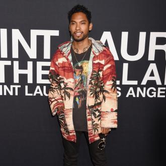 Miguel marries Nazanin Mandi