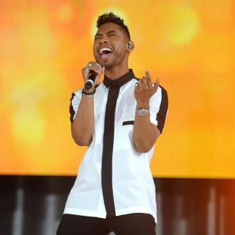 Miguel Was Advised Not To Jump Into Billboard Awards Crowd