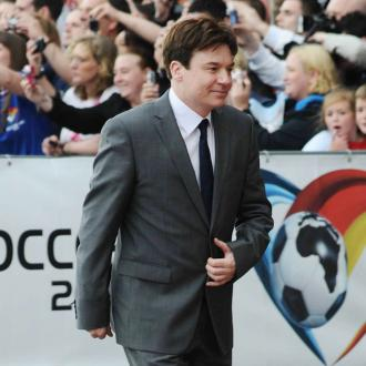 Mike Myers' wife expecting second child