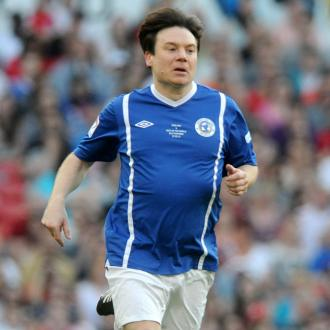 Mike Myers was urinated on during soccer match