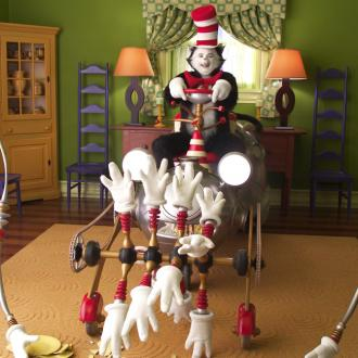 Warner Bros To Develop Cat In The Hat Movie