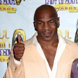 Mike Tyson Names Son Morocco