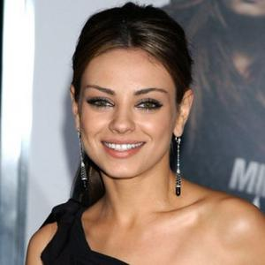 Mila Kunis Too Busy For Romance