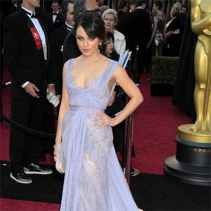 Mila Kunis Fell Asleep In Sex Scene