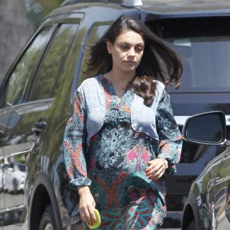 Mila Kunis: I'm lucky my kids get along