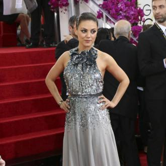 Mila Kunis Has Burger Craving