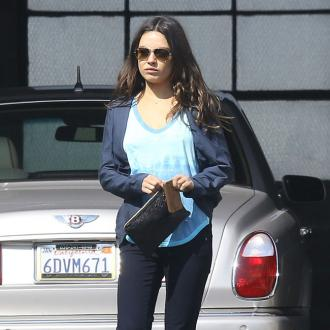 Mila Kunis Doesn't Mind Working While Pregnant