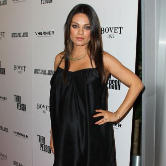 Mila Kunis Is Ready To Give Birth