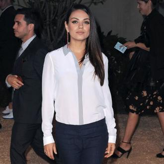 Mila Kunis: I'm Proud To Be A Stay-at-home Mother
