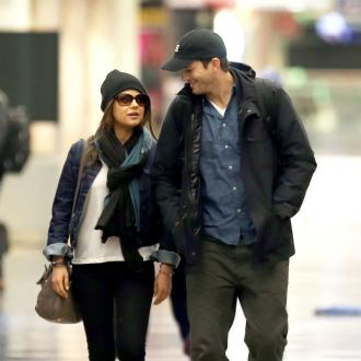 Mila Kunis confirms she and Ashton Kutcher are married