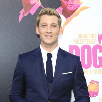 Miles Teller 'frustrated' by effortless actor tag