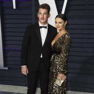 Miles Teller marries long-time girlfriend