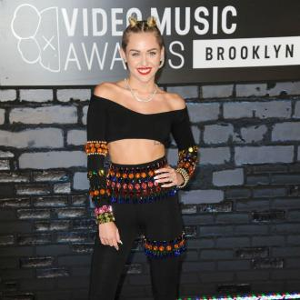 Miley Cyrus Ate Dinner While Covered In Pig Poo